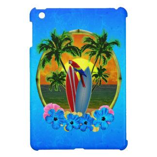 Tropical Sunset iPad Mini Covers