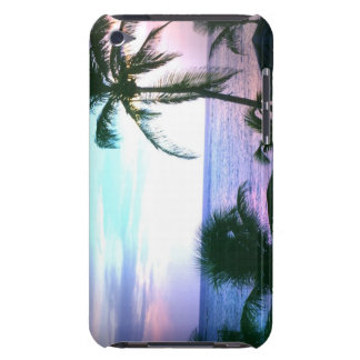 Tropical Sunset iTouch Case Barely There iPod Cover