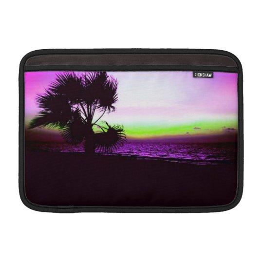 Tropical Sunset MacBook Air Sleeve