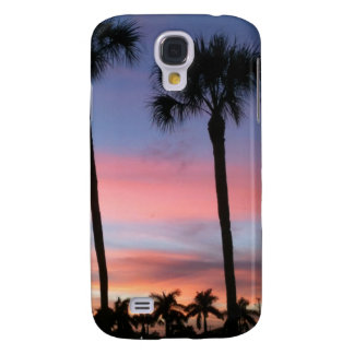 Tropical Sunset Samsung S4 Case
