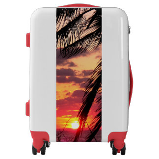 Tropical Sunset Ugobag Carry On Luggage