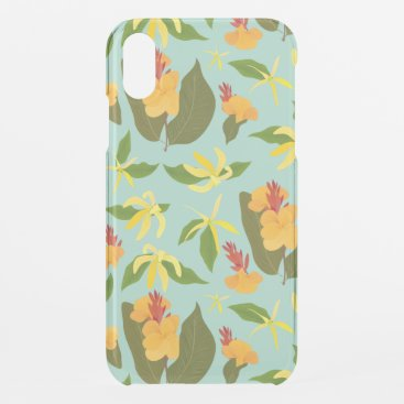 Tropical Sunset iPhone XR Case