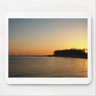 Tropical Sunsets Mousepad