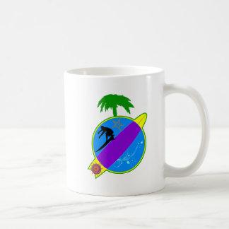Tropical Surfer.png Mug