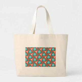 Tropical Surprise Design Large Tote Bag