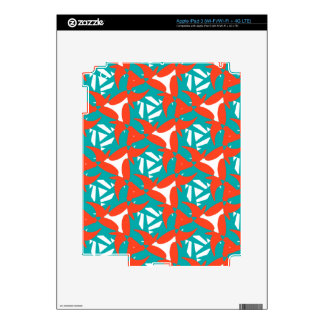 Tropical Surprise Design Skins For iPad 3