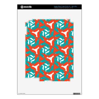 Tropical Surprise Design Skins For iPad 3