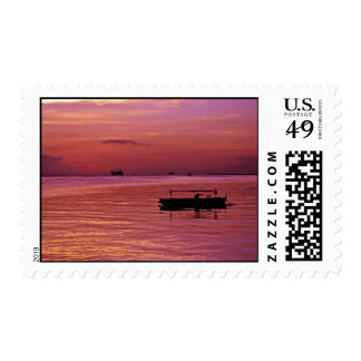 Tropical Themed Postage