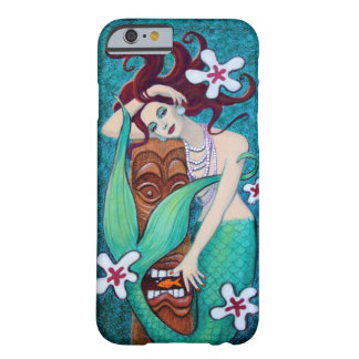 Tropical Tiki Mermaid iPhone 6 case