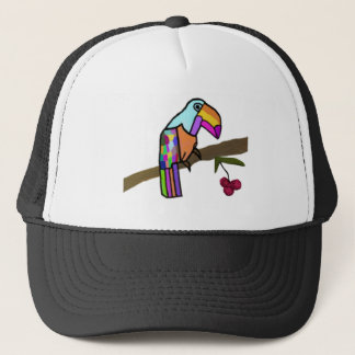 Tropical Toucan Hat