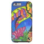 Tropical Toucan iPhone 6 case.