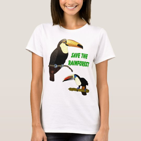 Tropical Toucan T-Shirt