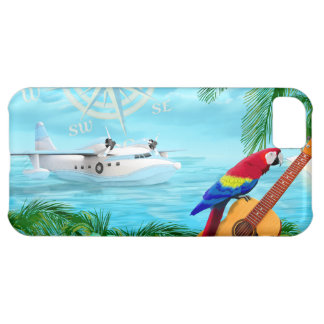 Tropical Travels iPhone 5C Cases