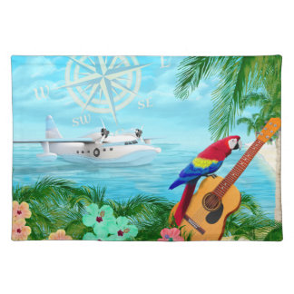 Tropical Travels Placemats