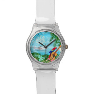 Tropical Travels Wristwatches