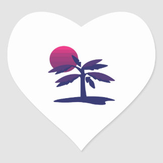 Tropical Tree Stickers