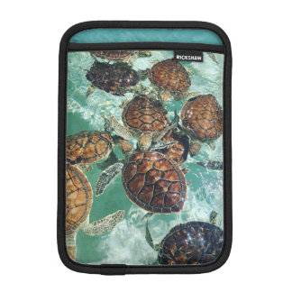 Tropical Turtles (Kimberly Turnbull Photography) Sleeve For iPad Mini