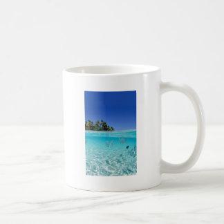 Tropical Underwater Coffee Mug