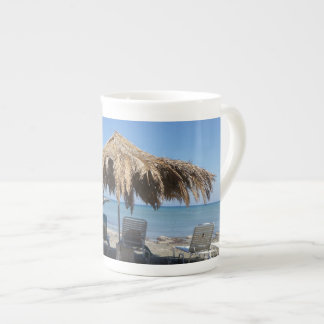 Tropical Vacation Tea Cup