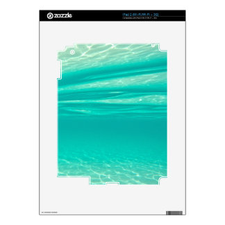 Tropical Vibe iPad 2 Decals