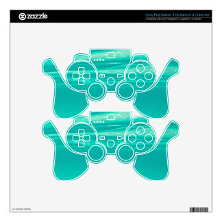 Tropical Vibe PS3 Controller Decal
