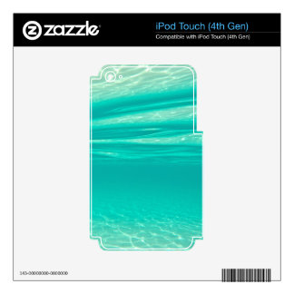 Tropical Vibe Skins For iPod Touch 4G