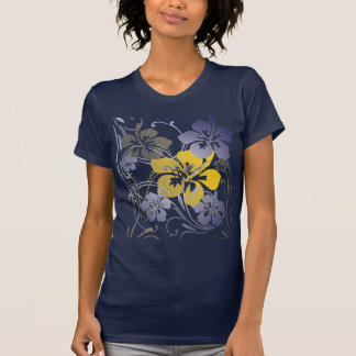 Tropical Visions (on Blue) T-Shirt
