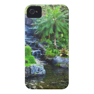 Tropical Waterfall iPhone Case iPhone 4 Covers