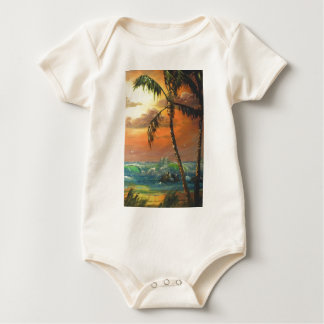 Tropical Wave Baby Creeper