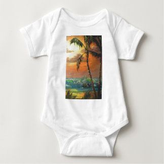 Tropical Wave Tee Shirt