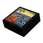 Tropical Waves Gift Box
