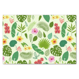 Tropical Wedding themed Tissue Paper