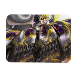 Tropical Wind Abstract Large Magnet