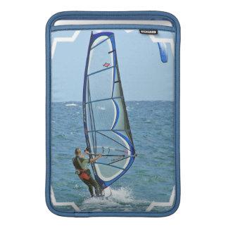 "Tropical Windsurfing 11"" MacBook Sleeve"