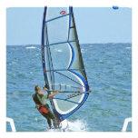 Tropical Windsurfing Invitations