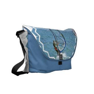 Tropical Windsurfing Messenger Bag
