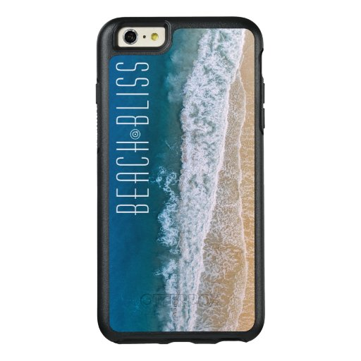Tropical Wonderful Beach Bliss OtterBox iPhone 6/6s Plus Case