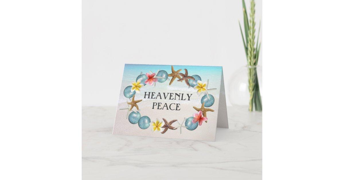 Tropical Wreath Religious Christmas Cards | Zazzle.com