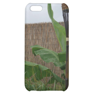 Tropical Yard iPhone 5C Cover