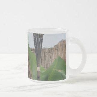 Tropical Yard Coffee Mugs