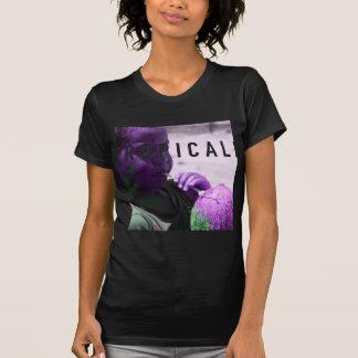 Tropicali water Coconut t black/purple/green Tees
