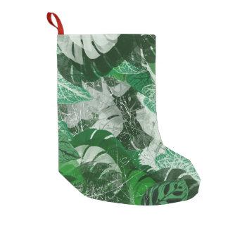 Tropicalia Christmas Stocking