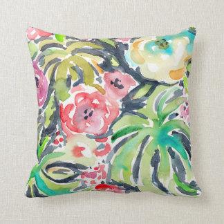 Watercolor Pillows Decorative Amp Throw Pillows Zazzle