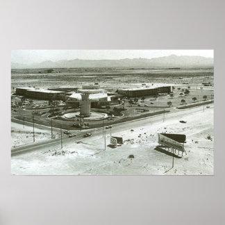 Tropicana Hotel  Las Vegas, Nevada - 1957 Print