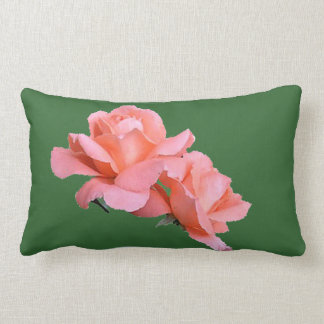 TROPICANA ROSE American MoJo Pillow