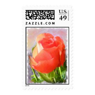 Tropicana Rose Postage