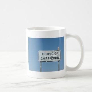 ¡Trópico de las camisetas y de los regalos del Cap Taza