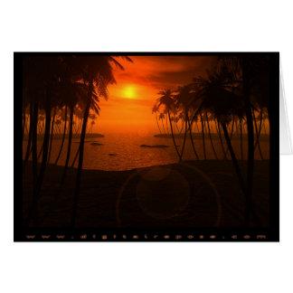 Tropico de Torrid Tarjeton