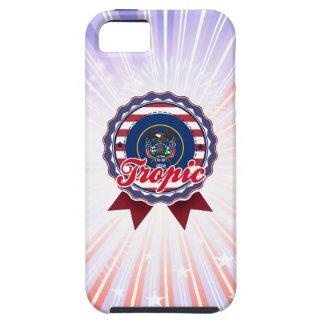 Trópico UT iPhone 5 Case-Mate Carcasas