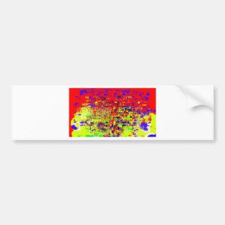 Tropics Bumper Sticker